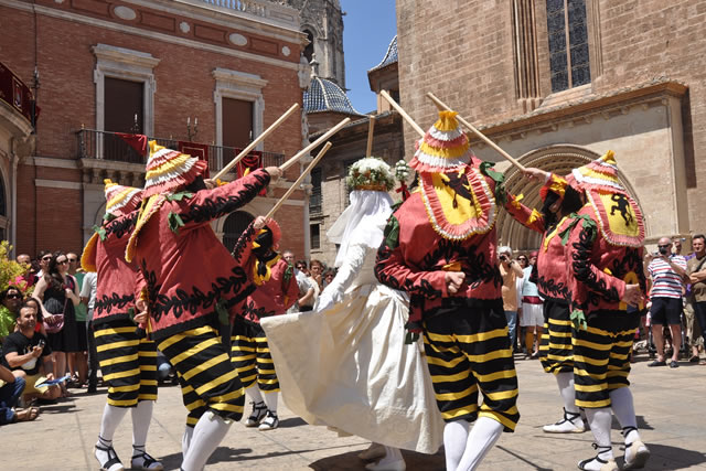 Declaration of Intangible Cultural Interest on the Solemnity of Corpus Christi in the city of Valencia